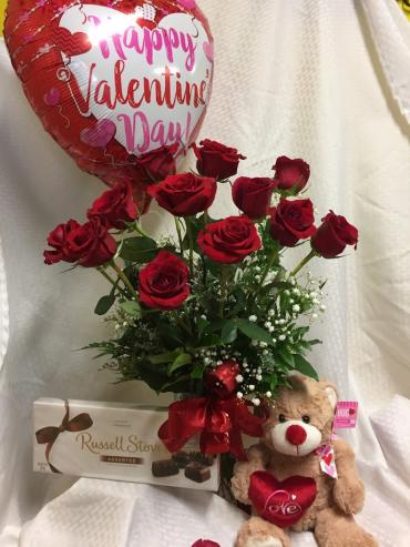 Valentine\'s Day Package