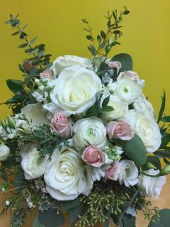 bouquet white