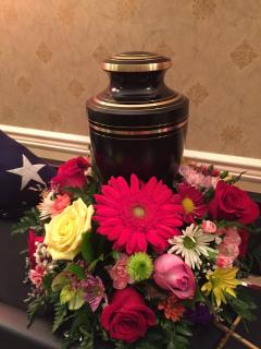 Colorful Urn