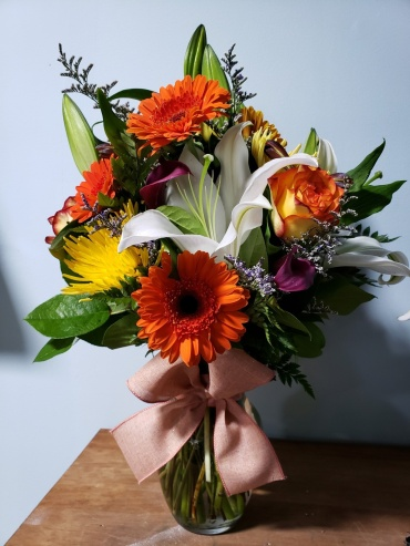 Lovely Harvest Bouquet